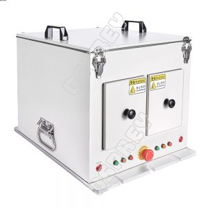 Dual rack mount Drawer Type Automatic RF Testing Enclosure