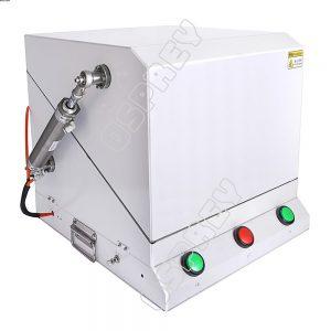 Pneumatic RF Shielded Chamber