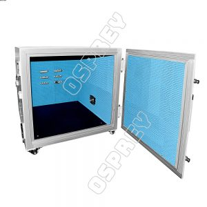 Large Manual RF Isolation Enclosure