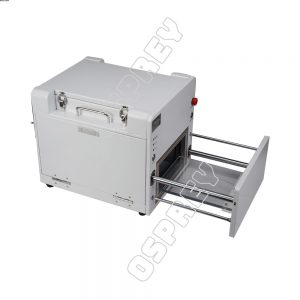 Pneumatic RF Shielding faraday cage
