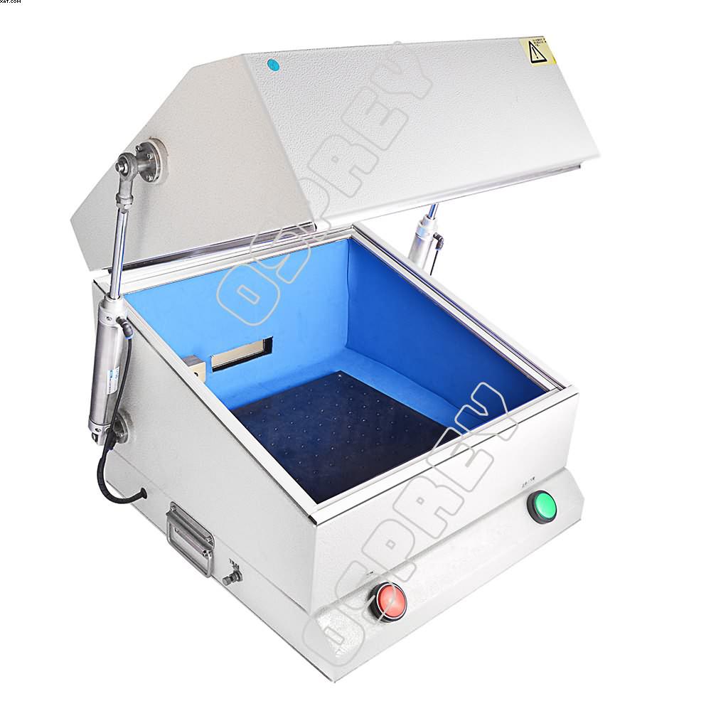 AS373722 Pneumatic RF Shield Enclosure