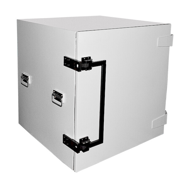 Manual shielding box