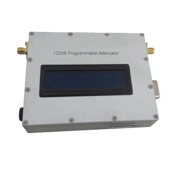 120 dB Programmable Attenuator