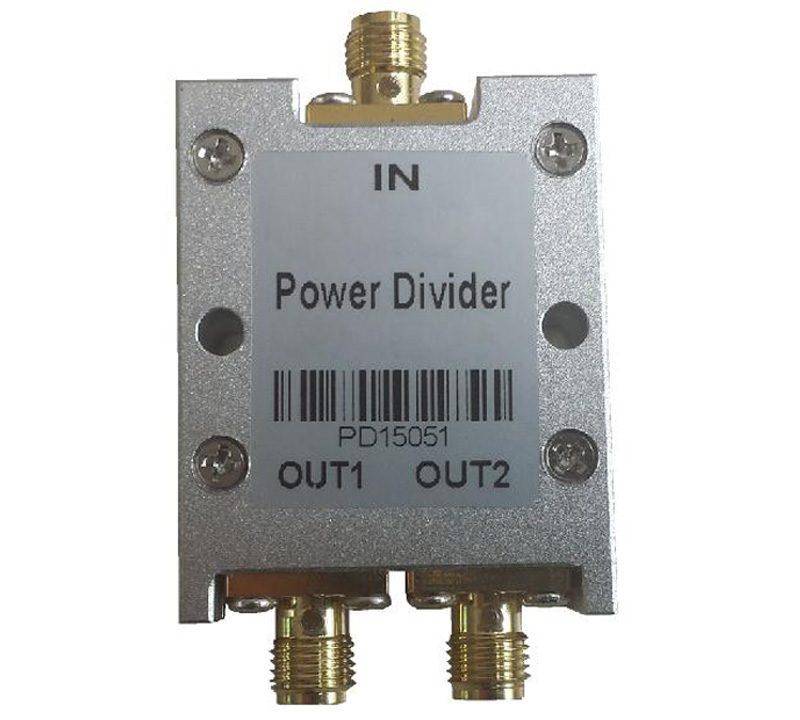 500-6000MHz 2 Way Power Divider Splitter