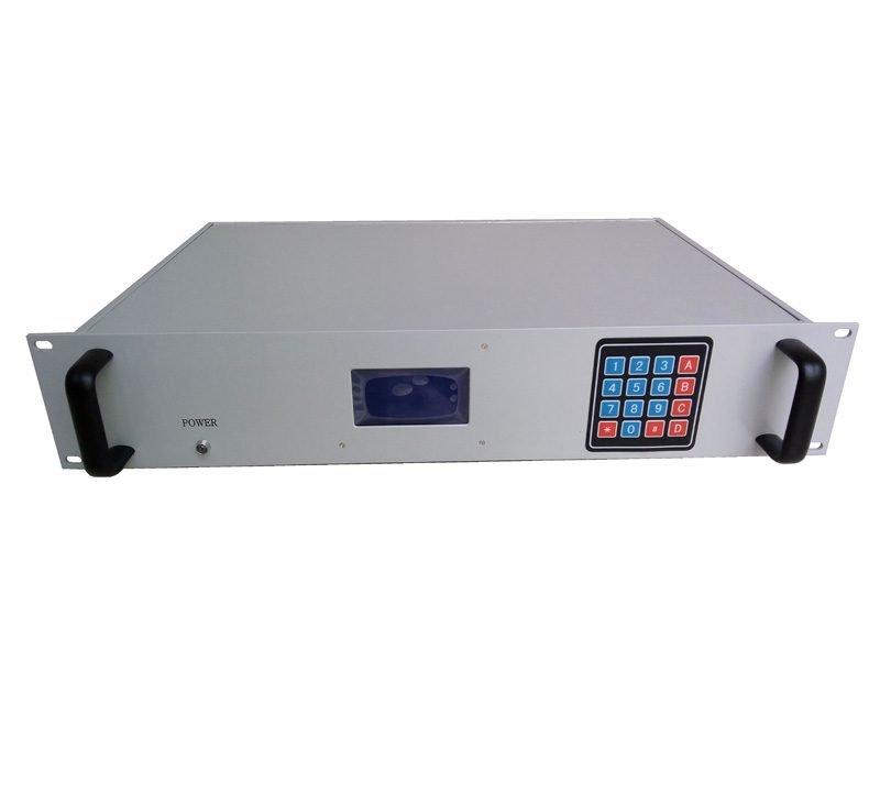 4 CH 120dB Programmable Attenuator